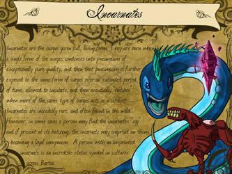 Codex: Incarnates by EmperorJustin