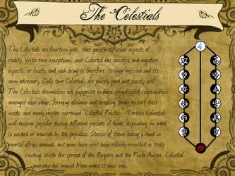 Codex: Celestials by EmperorJustin