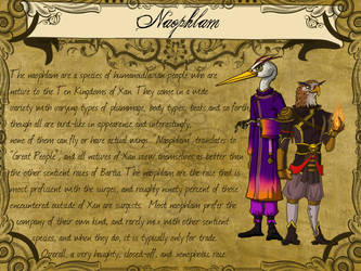Codex: Naophlam by EmperorJustin