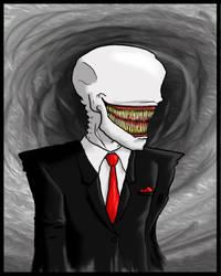 Mr. Raw Portrait by EmperorJustin