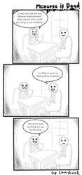 Miiverse is Dead - Job Interview by lumshock