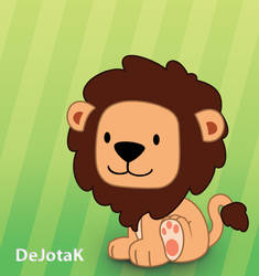 Little Lion by DeJotaK