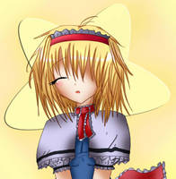 Alice -Touhou- by Jandy-chu