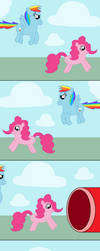CROSSOVER - The Big Snooze (MLP Version) Page 1 by SuperAwesomeHamtaro