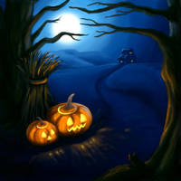 Halloween by Alina-Kurbiel