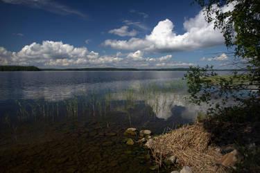 Back to Lake Hauho by Patguli