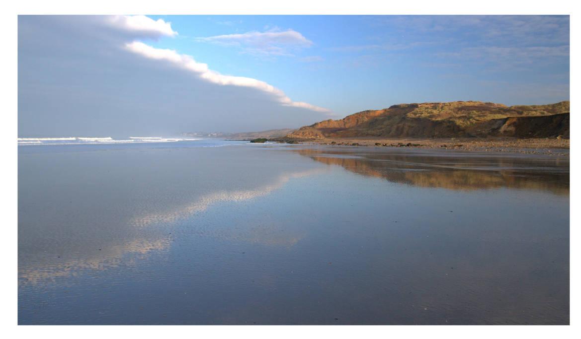 Entre dunes et nuages by Patguli
