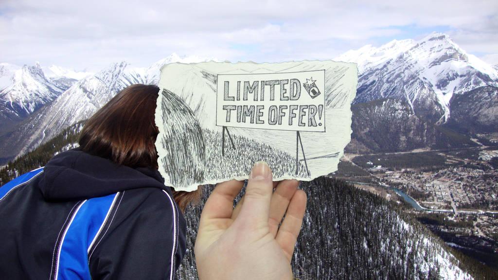 PvC - Banff by Dolphishy