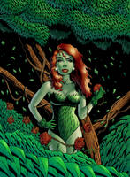Poison Ivy by spacehamster