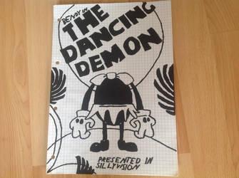 Bendy in: The Dancing Demon poster by Germanantasma