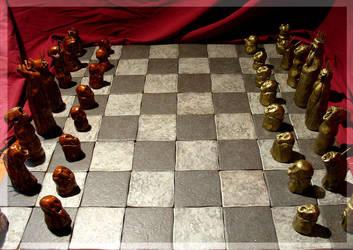 Chess by zlocudan
