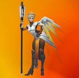 Mercy (XPS) by dawadd