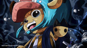 One Piece Doctor Tony Tony Chopper Point Anime  by Amanomoon