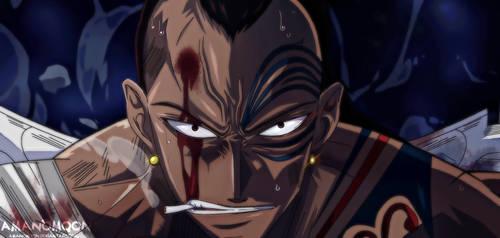 One Piece Episode of Sky Island Skypiea Wiper Colo by Amanomoon
