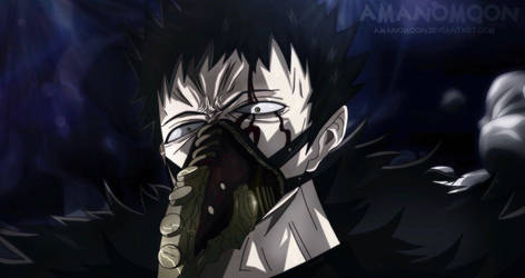 Boku no Hero Academia Kai Chisaki Overhaul Anime by Amanomoon