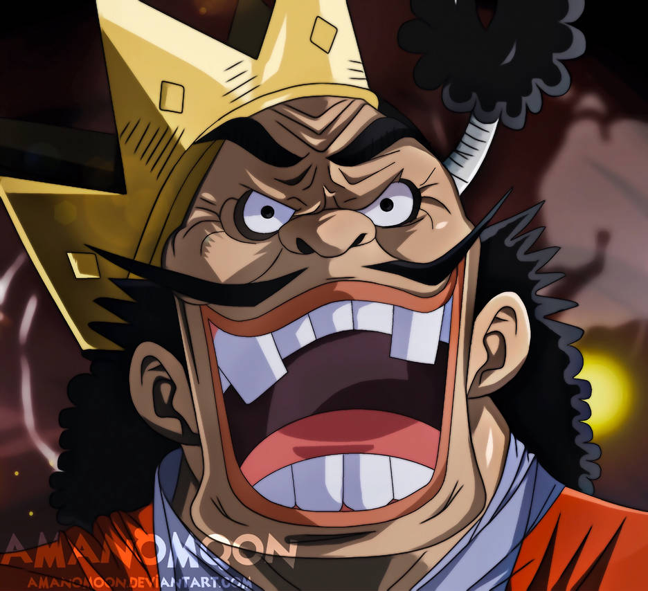 Chatter For Theories On One Piece: One Piece Chapter 929 Orochi Kurozumi Anime Colors By