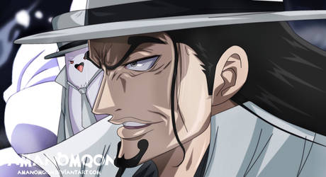 One Piece Reverie Arc Rob Lucci CP0 Anime Manga HD by Amanomoon
