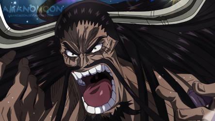 One Piece 930 Kaido vs Big Mom Pirates Wano Kuni by Amanomoon