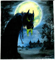 The Hound of Baskerville by martinorona
