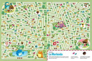 Laberinto de la merienda by martinorona