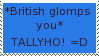 British glomp by Kezel-stamps