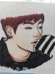 V from bts by Lipzi664
