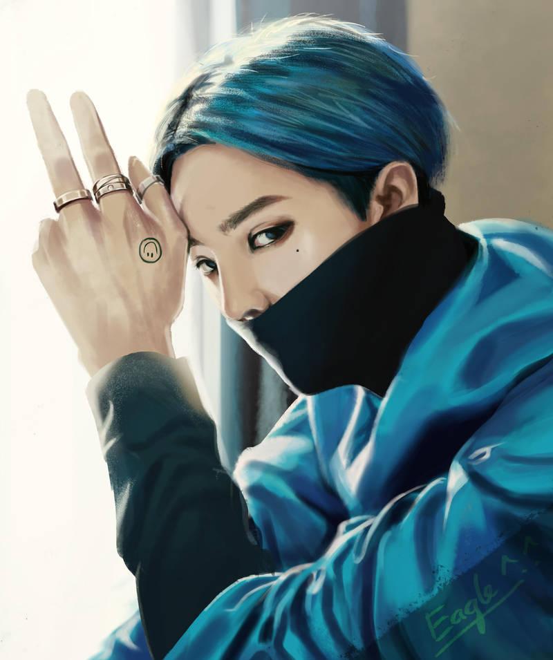 Fan art G-Dragon  ^.^. by eagleDB