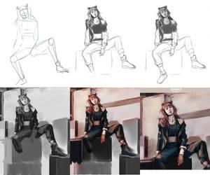 Lisa Step by step by eagleDB