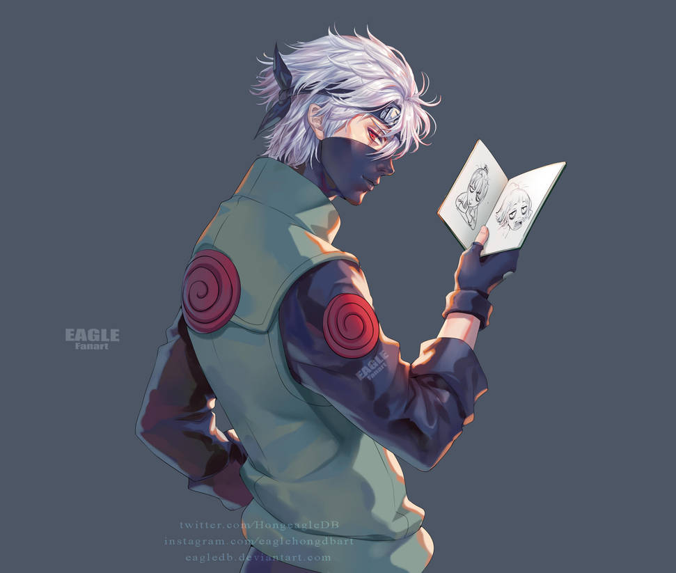 Kakashi by eagleDB