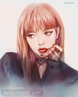 Lisa[BlackPink]-DDU DU DDU DU by eagleDB