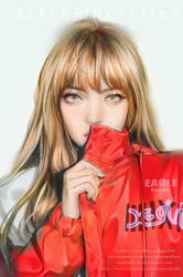 Lisa-X-girl-Japan-Nonagon-Collaboration by eagleDB