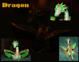 Dragon Model by CageyJay