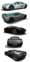 Taurus Scarab Modified by russell44