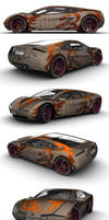 Concept Taurus Scarab by russell44