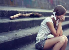 Sadness by C-h-e-r-i-a