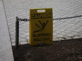 Caution, again... by oOEmeraldRainOo