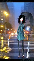City Rain by Twinklepunt