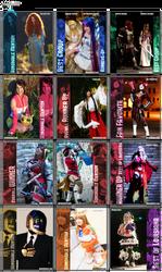 [Web Graphic] Anime Secret - Winner Posters by cArxangel