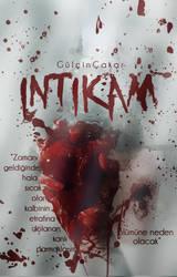Wattpad book cover intikam by hiaere