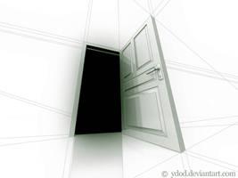 dark door by ydod