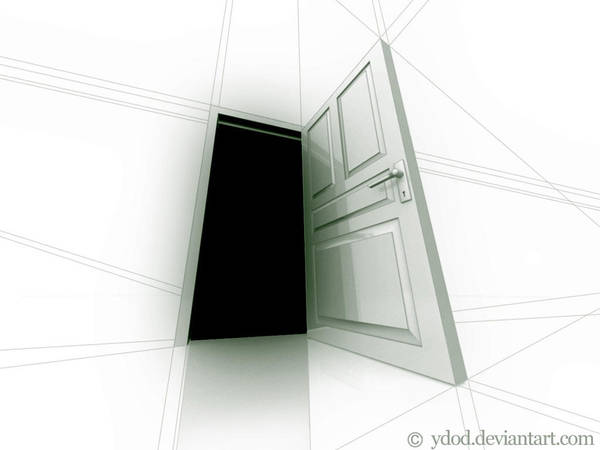 dark door by ydod