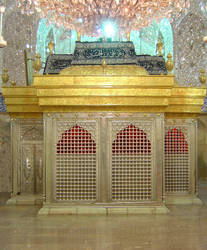 Imam Hussain's Shrine by karbala-style