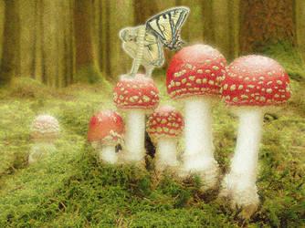 Mushroomsimprimir by kimzack
