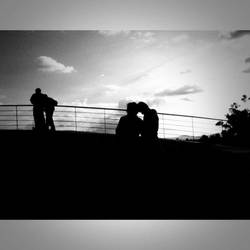 silhouettes by kimzack