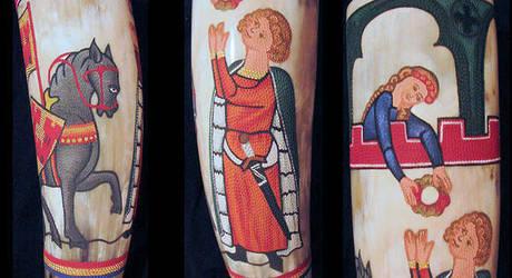 von Rothenburg: Details by cornum