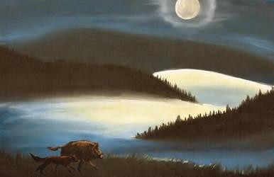 .:moon fog:. version 1 by cornum