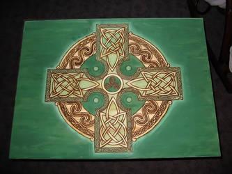 Celtic Table by cornum