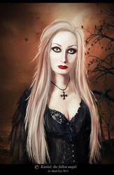 Kastiel, the fallen angel. by Madytao