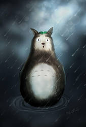 Totoro-by-Nath-S by Madytao