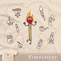 Firestarter by InfinityWave